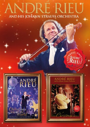 Andre Rieu Christmas Around the World & Christmas [DVD]