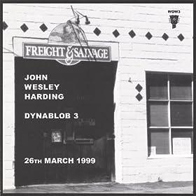 Dynablob 3: 26th March 1999