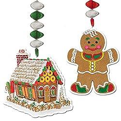 Planet Jashn Christmas Danglers 2.5