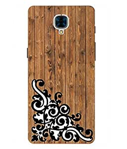 Case Cover Printed Multicolor Hard Back Cover For OnePlus 3