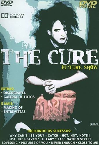 The Cure: Picture Show by Phantom Sound & Vision