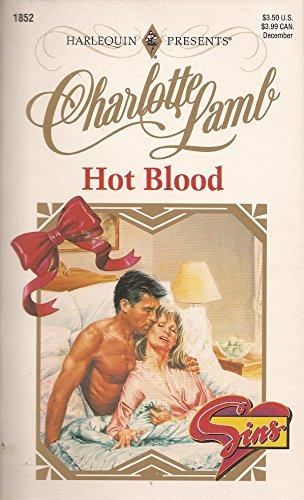 Image of Hot Blood (Sins) (Harlequin Presents, No. 1852)