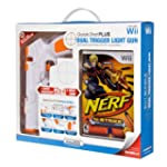 Wii Quick Shot Plus with Nerf-N-Strik...