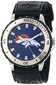 "Game Time Men's NFL-VET-DEN ""Veteran"" Watch - Denver Broncos"