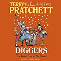 Diggers: The Bromeliad Trilogy #2 Audiobook by Terry Pratchett Narrated by Stephen Briggs