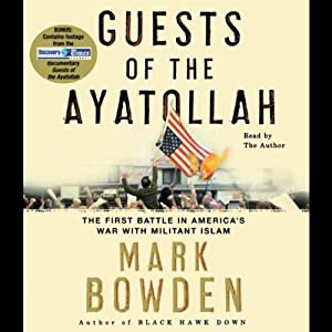 Guests of the Ayatollah Audiobook