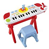 Bontempi Bontoy Early Years Baby Dancing Baby Keyboard