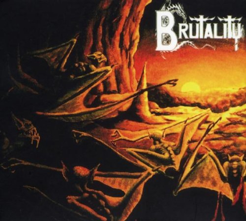 Brutality-When The Sky Turns Black-CD-FLAC-1994-DeVOiD Download