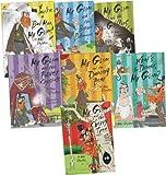 Andy Stanton Mr Gum Collection, 7 books Pack, RRP £33.94 (Mr Gum & Cherry Tree, Mr Gum & Biscuit Billionaire, Mr Gum & The Dancing Bear, Mr Gum & The Goblins, Mr Gum & The Power Crystals, You're A Bad Man Mr Gum, What's for Dinner, Mr Gum?) (Mr Gum) (Mr