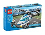 Lego City Police Helicopter - 7741