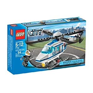 LEGO® City Police Helicopter (7741)