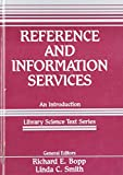 img - for Reference and Information Services: An Introduction (Library Science Text Series) book / textbook / text book