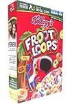 Kelloggs Froot Loops 246g