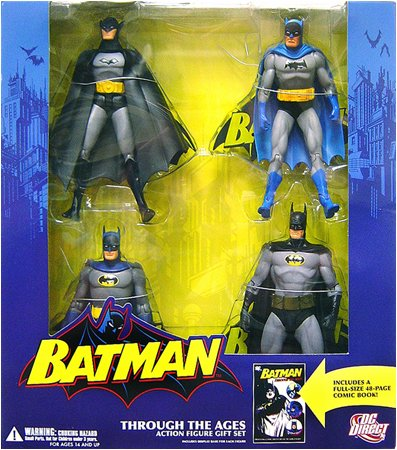 Buy Batman Through the Ages Boxed Set