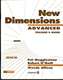 img - for New Dimensions, Advanced Teacher's Guide book / textbook / text book