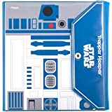 Star Wars Trapper Keeper 1.5 Inch Binder by Mead, 3 Ring Binder, R2D2 (73489)