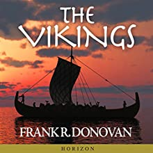 The Vikings Audiobook by Frank R. Donovan Narrated by Chris Sorensen