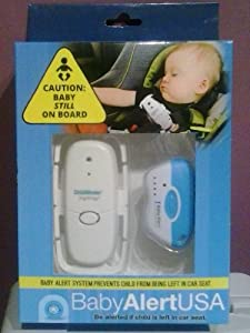 Childminder Smart Clip System Digital Wireless Technology Monitor for safety of baby never forget your baby again in car seat or anywere