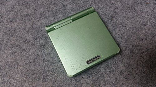 Nintendo Game Boy Advance Sp - Green (Gameboy Advance Sp 101 Screen compare prices)