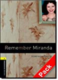 Remember Miranda (Oxford Bookworms Library) CD Pack