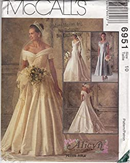 designer wedding dress sewing patterns