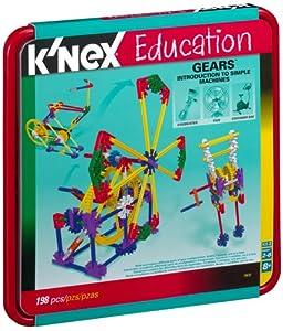 K'NEX Education - Intro To Simple Machines: Gears