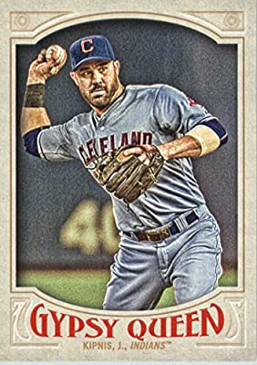 2016 Topps Gypsy Queen #31 Jason Kipnis Cleveland Indians Baseball Card-MINT