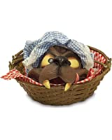 Rubie's Costume Co Basket with Wolf's Head Costume