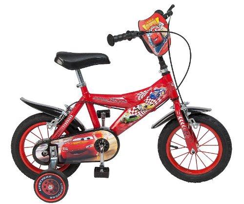 12-Zoll-Kinderfahrrad-Disney-Cars-McQueen-Kinder-Fahrrad-Rad-Jungenfahrrad