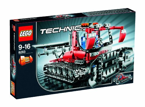 LEGO Technic 8263: Snow Groomer