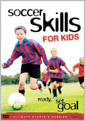 Soccer Skills For Kids - Ready Set Goal [DVD]