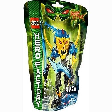 LEGO Hero Factory AQUAGON Action Figure Playset by LEGO Hero Factory TOY (English Manual)