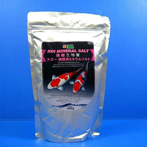 azoo-koi-mineral-salt-1000g-pond-fish-health-essential-hardness-vitamin-immunity
