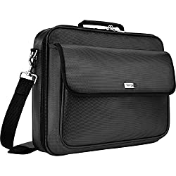 Targus Zip-Thru Traditional Case for 16 Inch Laptops TBC023US (Black)