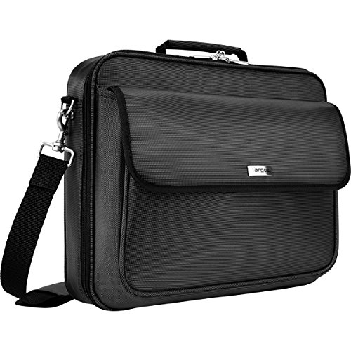 Targus Zip-Thru Traditional Case for 16-Inch Laptops TBC023US (Black)