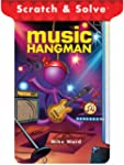 Scratch & Solve® Music Hangman