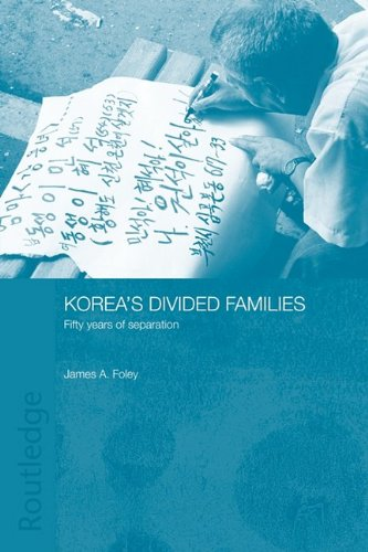 Korea's Divided Families: Fifty Years of Separation
