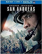 San Andreas [Blu-ray + DVD + Digital Copy] (Bilingual)