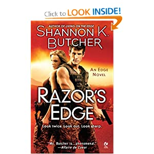 Razor's Edge - Shannon K Butcher