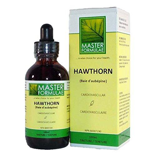 Hawthorn Berry - 100Ml/3.38Oz Herbal Tincture