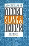 Dict. Of Yiddish Slang