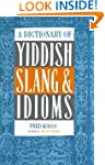 A Dictionary Of Yiddish Slang