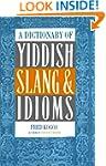 Dict. Of Yiddish Slang