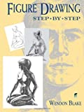 img - for Figure Drawing Step by Step (Dover Art Instruction) book / textbook / text book