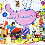YUI CD 「SHE LOVES YOU」
