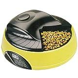 【音声搭載】ペット自動餌やり器 auto pet feeder MCZ-5037Y 16759