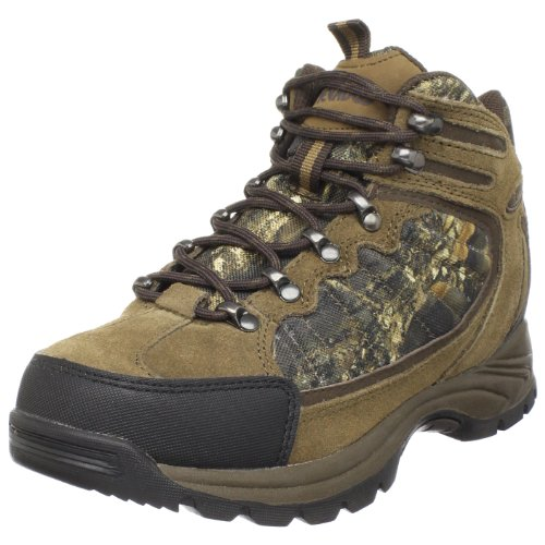 Nevados Little Kid/Big Kid Tuscon Hiking Boot,Dark Brown,10 M US Toddler