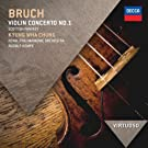 Bruch: Violin Concerto No.1; Scottish Fantasia (Virtuoso series)