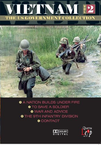 VIETNAM - THE US GOVERNMENT COLLECTION VOL.2 [IMPORT ANGLAIS] (IMPORT) (DVD)
