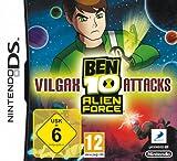 Ben 10 3 Alien Force DS Vilgax Attacks